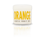 gel orange frutti esotici