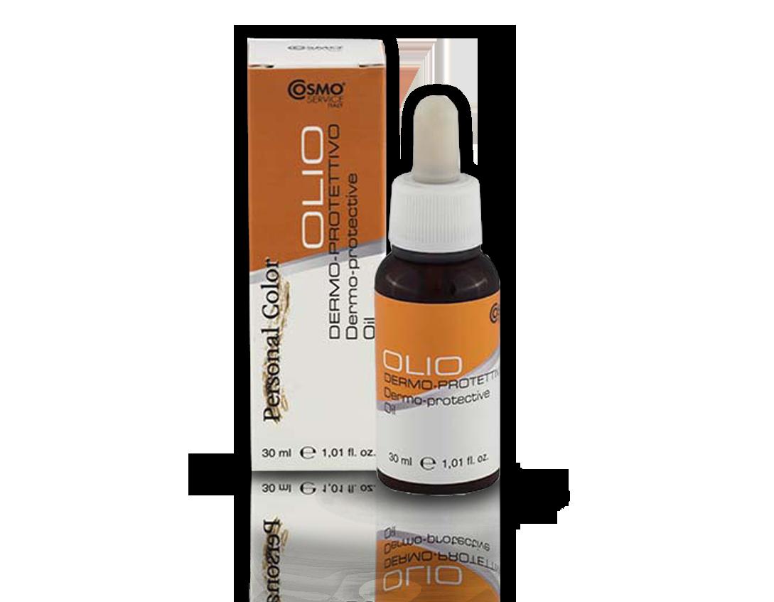 olio dermo protettivo