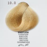 10.0 biondo platino