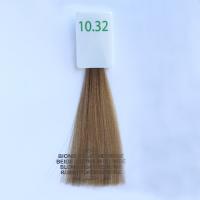 10.32 biondo platino beige
