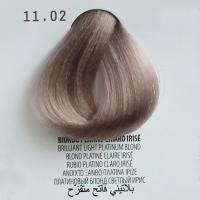 11.02 biondo platino chiaro irise