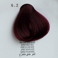 6.2 biondo scuro irise