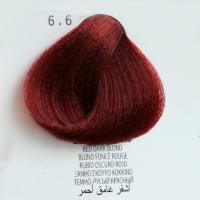 6.6 biondo scuro rosso