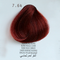 7.64 biondo rosso rame