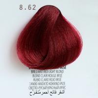 8.62 biondo chiarro rosso irise